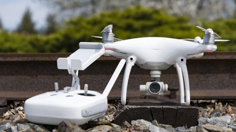 Drone Dji Phantom 4 4k Atualizado