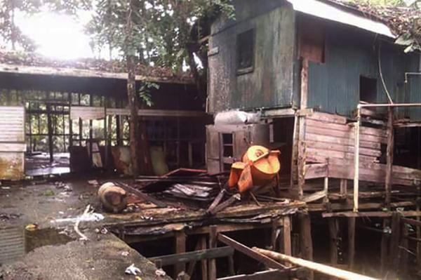 Ariaú Towers, o mais famoso hotel de selva do Amazonas, está em ruínas