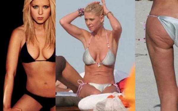Veja como é o corpo de 13 celebridades sem photoshop