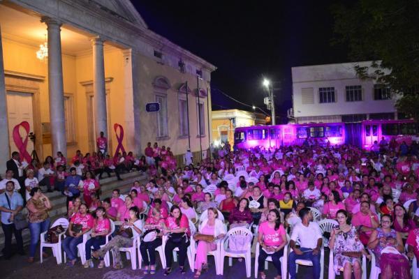 Campanha Outubro Rosa 2017 é lançada em Manaus