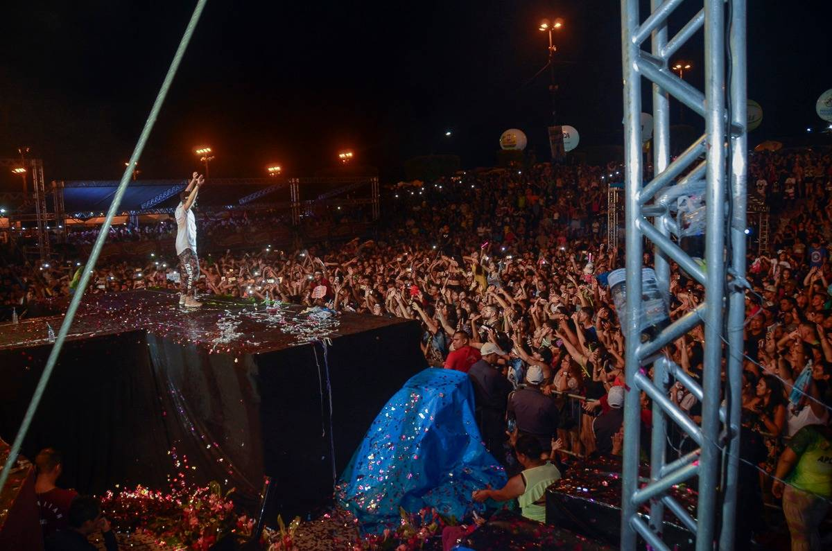 Confira as imagens da 28ª Festa do Cupuaçu