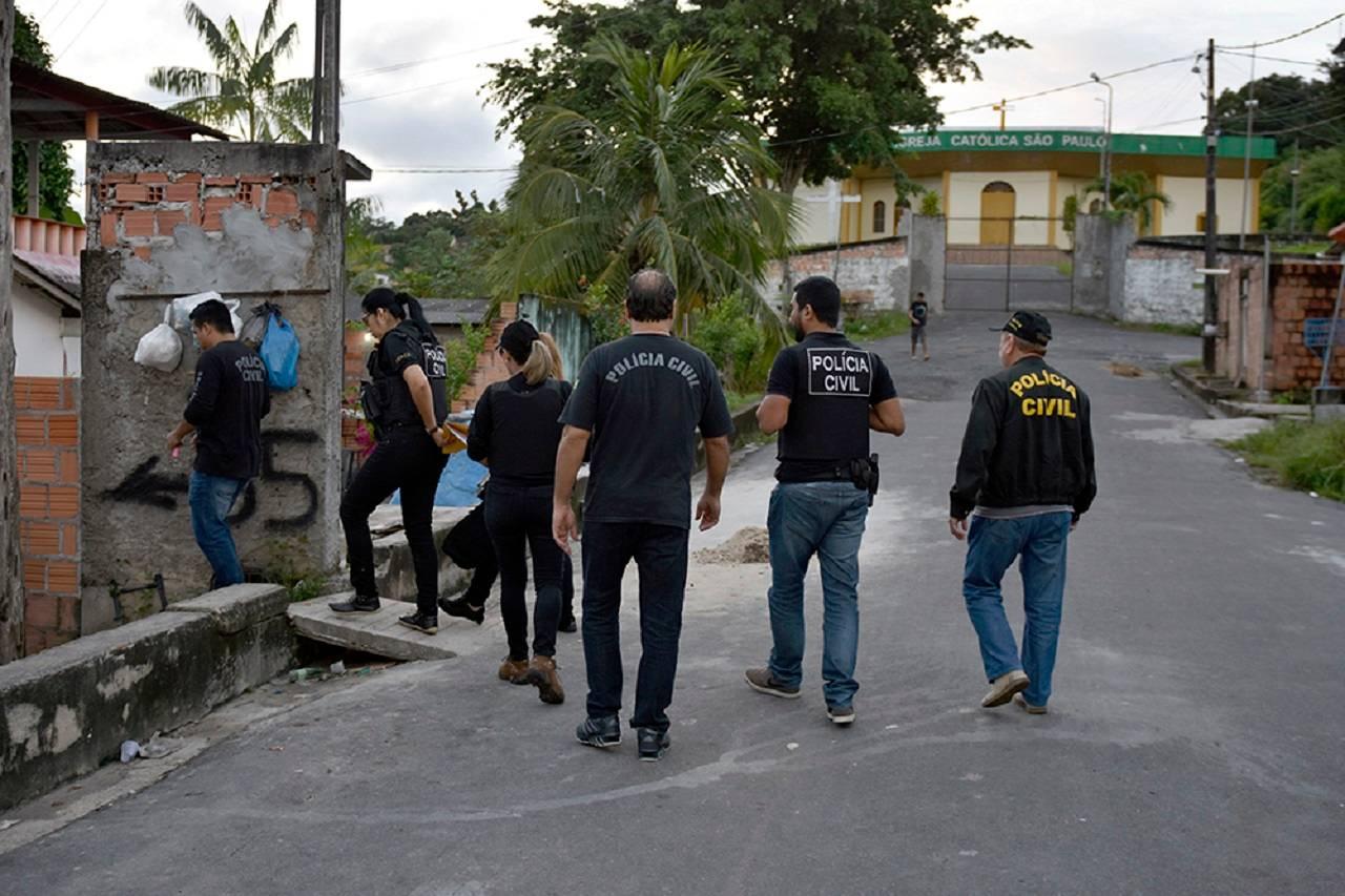 Operação 'Luz na Infância 2' deflagrada em Manaus