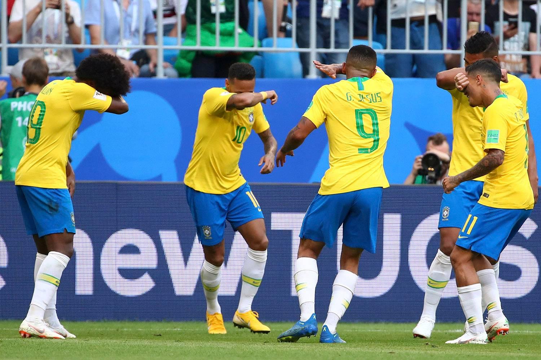 Seleção brasileira na Copa