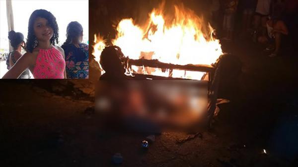 Homem que estuprou e matou adolescente de 14 anos é linchado e queimado no Amazonas