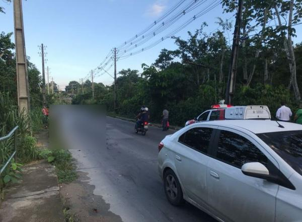 Mulher é brutalmente assassinada com quatro tiros no Parque Dez em Manaus