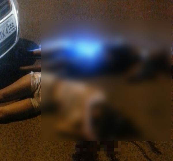 Casal de namorados é executado com mais de 15 disparos ,em Manaus