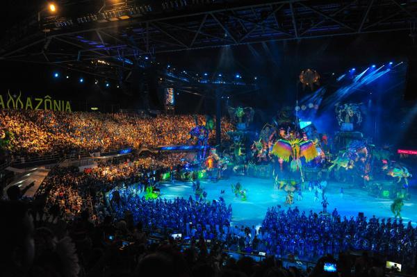 Governo vai investir mais de R$40 milhões no Festival de Parintins