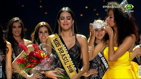 Jornalista é a segunda amazonense a vencer o Miss Brasil