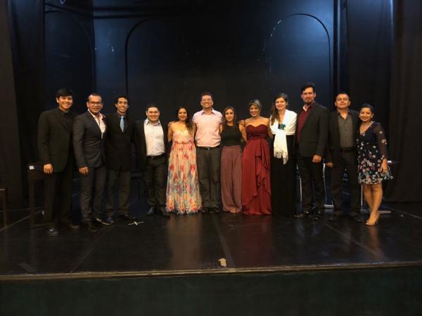Teatro da Instalação recebe 'Ópera Studio' a partir desta terça-feira
