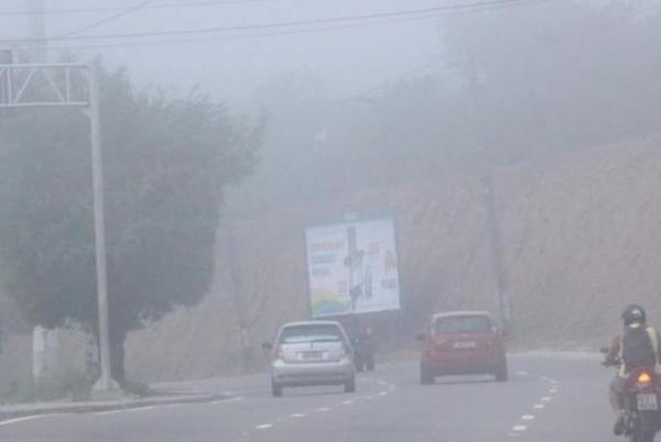 Aeroporto de Manaus é fechado devido a forte neblina