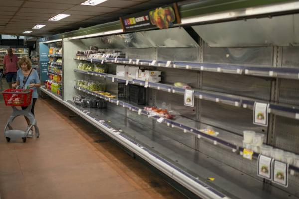 Faltam hortifrutis, ovo e até pão em 22 capitais após dez dias de greves