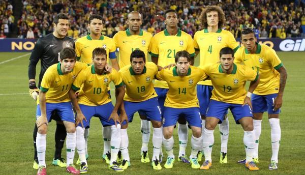CBF divulga numeração oficial dos jogadores do Brasil na Copa da Rússia