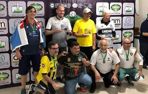 Botonista amazonense garante troféu de bronze em Brasileiro de Futebol de Mesa