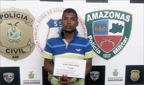 Polícia Civil prende jovem com 83 trouxinhas de drogas no bairro Tancredo Neves