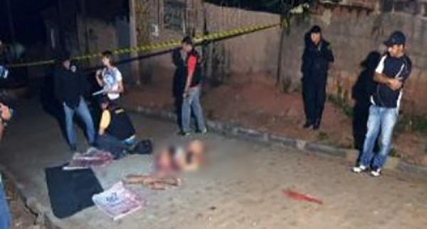 Corpo é encontrado esquartejado dentro de sacolas no beco São Lázaro na Zona Leste