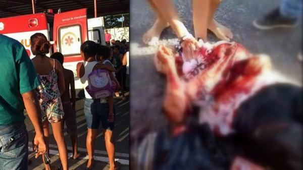 Inconformado com o término, homem mata ex-companheira com 15 facadas