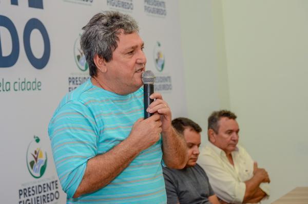 Em pedido a Temer, prefeito de Figueiredo alerta que decreto pode deixar mais de 4 mil trabalhadores desempregados no município