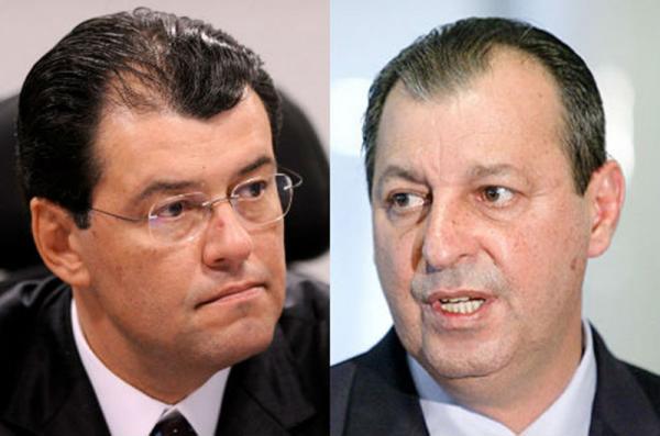 Ministro do STF arquiva inquérito sobre senadores Eduardo Braga e Omar Aziz