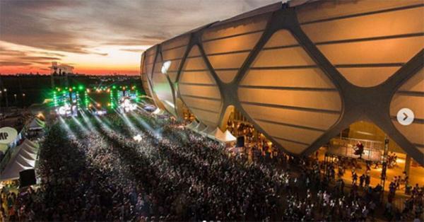 Pump Colors X 2018 vai estremecer a Arena da Amazônia neste domingo (10)