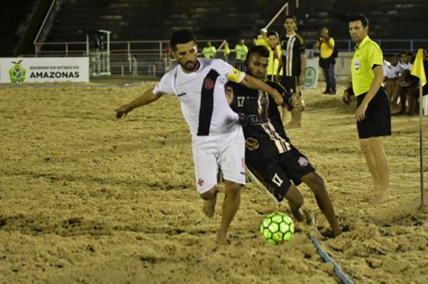 Vasco e Botafogo decidem o Desafio dos Campeões no Povos da Amazônia