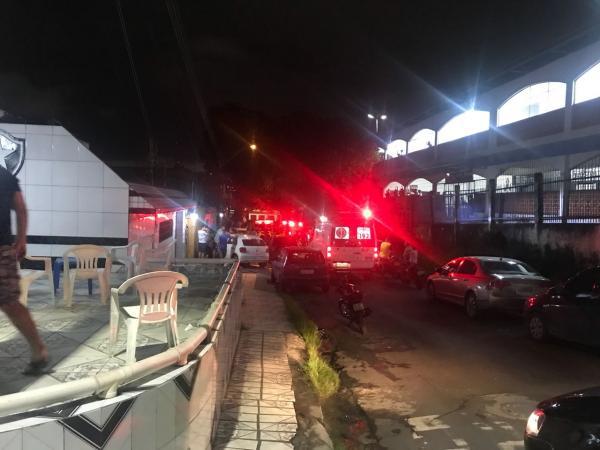 Jovem é executado com tiros de pistola no bairro de Petrópolis