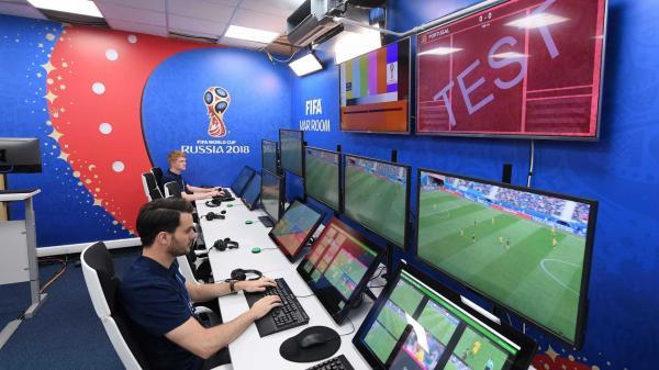 Árbitro de vídeo é a  novidade na Copa do Mundo 2018