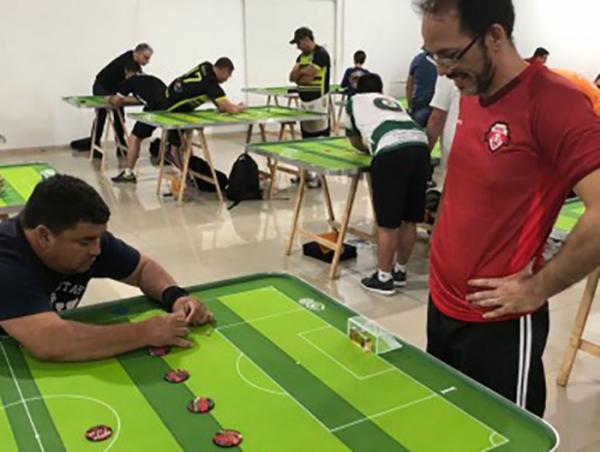 'Palacete tá na área!' terá torneio de videogames e futebol com robôs