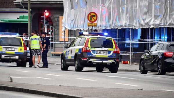 Homem abre fogo e fere 4 em Malmo, na Suécia