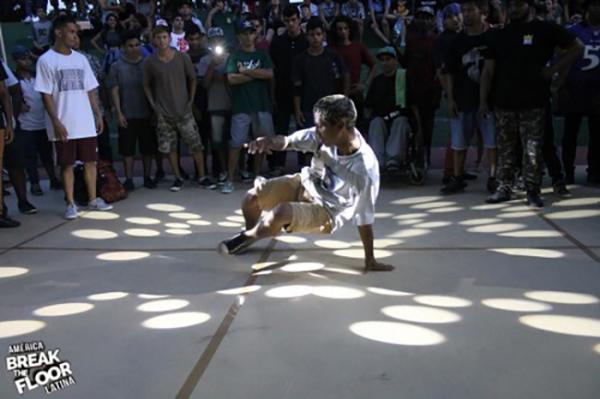 Estão abertas as inscrições para o Festival Break The Floor América Latina