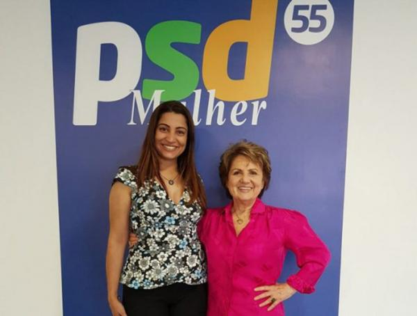 Liliane Araújo lança o PSD Mulher em Manaus neste sábado