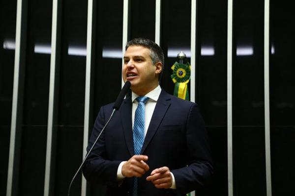 Arthur Bisneto destaca o Plano de Obras de Verão para Manaus, no plenário da Câmara dos Deputados
