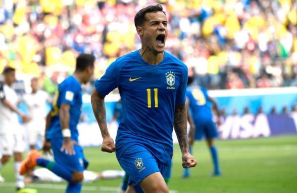 Após jogo dramático, Brasil supera a Costa Rica e consegue primeira vitória na Copa