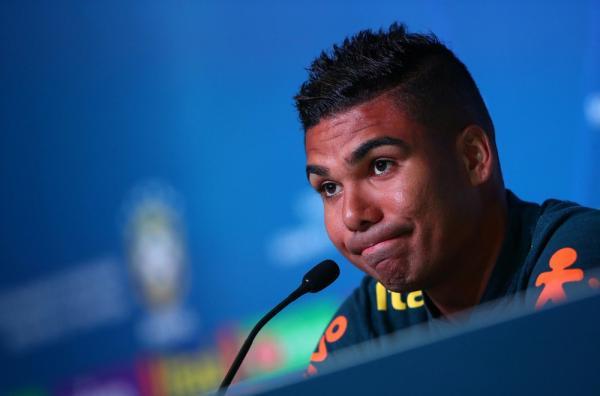 'Temos que jogar muito futebol para ganhar do México', afirma Casemiro