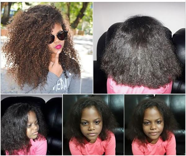 Madrasta alisa e corta 'cabelo ruim' da enteada sem autorização da mãe