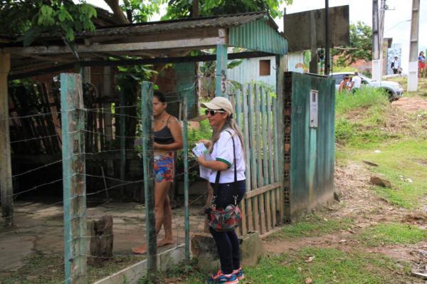 Sem casos de sarampo registrados, Presidente Figueiredo continua campanha de vacinação
