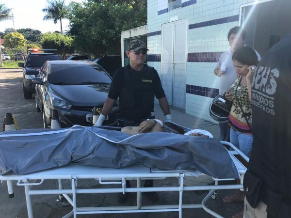 Vigilante do Detran-AM é assassinado com dez tiros em Manaus