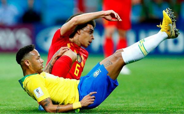 Em jogo dramático, Brasil perde para a Bélgica e é eliminado da Copa da Rússia
