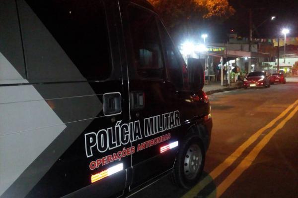 Homem é preso em Manaus suspeito de colocar uma bomba na casa da ex-namorada
