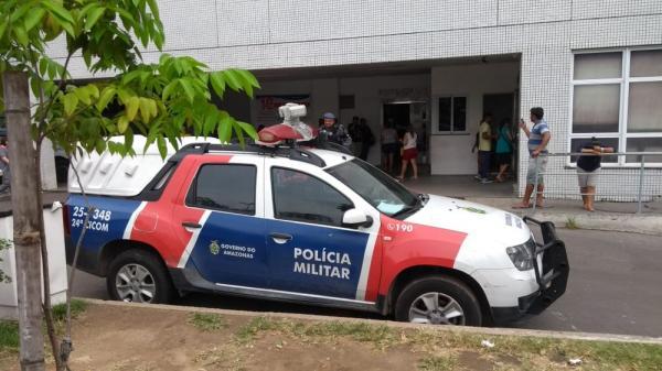 Mulher é morta e homem é esfaqueado após briga no Centro de Manaus