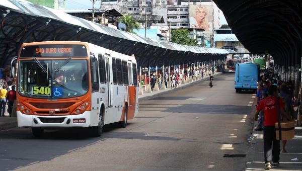 Linhas de ônibus terão itinerário alterado a partir desta sexta-feira (13)