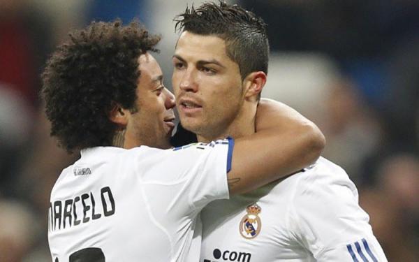 Marcelo faz texto emocionante em despedida de Cristiano Ronaldo