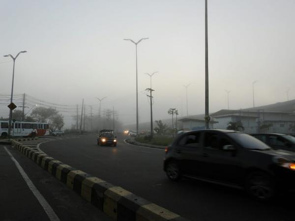 Infraero registra cancelamentos de voos após neblina encobrir céu de Manaus