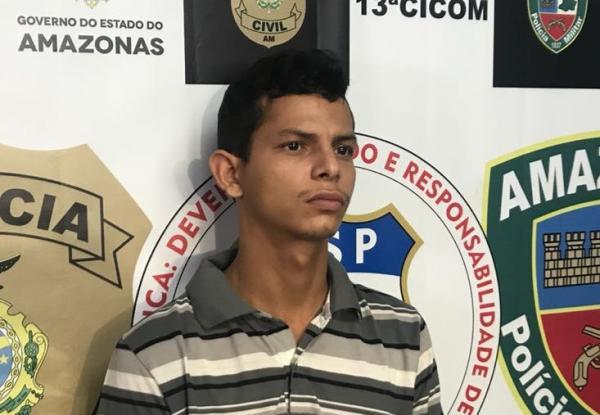 Polícia Civil prende homem que matou atendente de Lan House no bairro Cidade de Deus