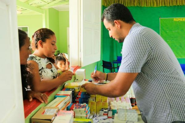 Maués reforça ações de saúde e vacinação contra o sarampo na sede e zona rural do município