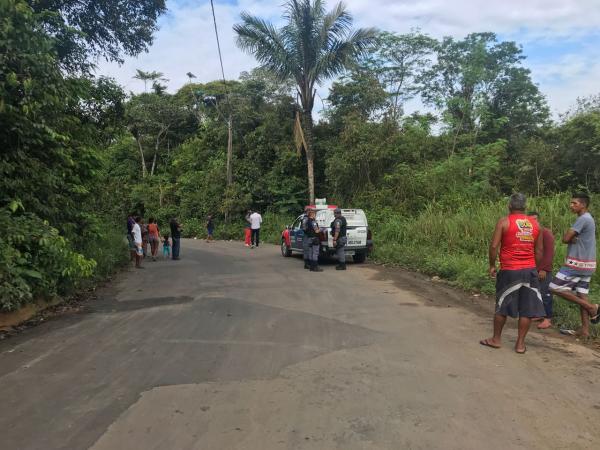 Cadáver de idoso é encontrado no bairro Tarumã