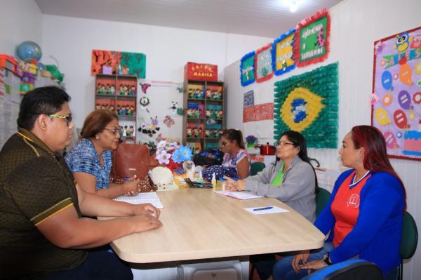 Barreirinha inicia implantação do  Sistema Integrado de Gestão Educacional