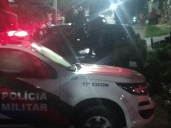Usuário de drogas é executado com dois tiros no bairro da Paz