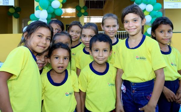Maués ganhará primeira creche da cidade em 2018