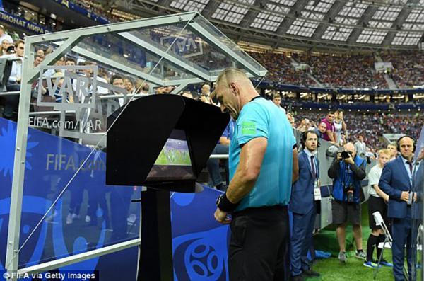 Copa Sul-americana irão contar com o árbitro de vídeo a partir das quartas de final.