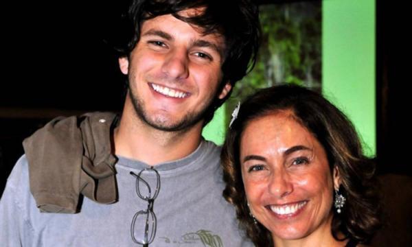 Cissa Guimarães faz post emocionado em homenagem ao filho Rafael Mascarenhas, morto em 2010